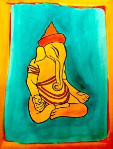 ganesha meditation